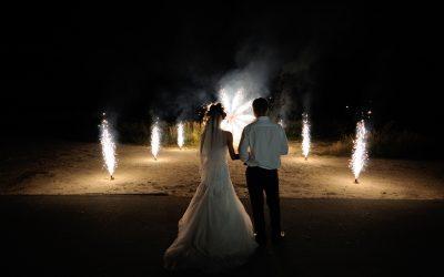 Hochzeitsfeuerwerk optimal planen – so gehts