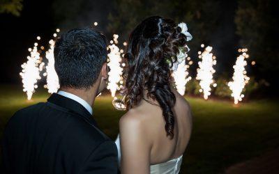 Hochzeitsfeuerwerk selber zünden oder vom Pyrotechniker?