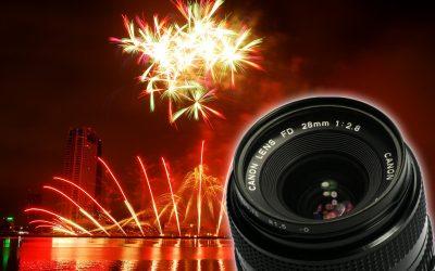 Feuerwerk fotografieren – Tipps und Tricks