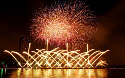 Wie planen Pyrotechniker ein Großfeuerwerk ?