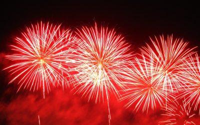 Wie entsteht die Farbe beim Feuerwerk?