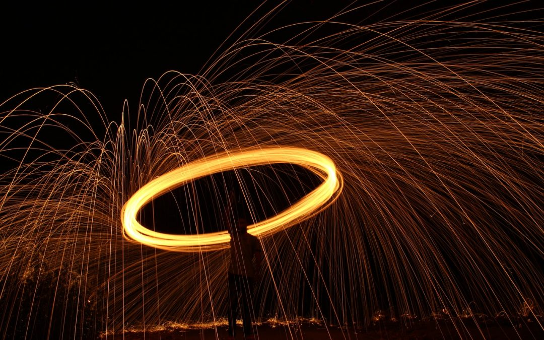 Bodenfeuerwerk – welche Effekte gibt es?